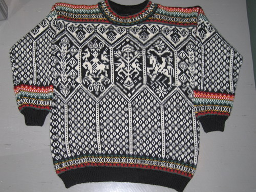 Lillehammer Olympic Sweater